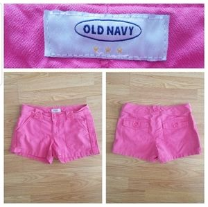 Old Navy Pink Shorts Sz. 2